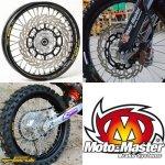 MotoMaster Bremsen und Zubehör