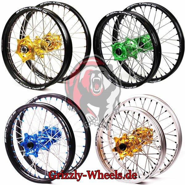 Räder Radsätze Sherco