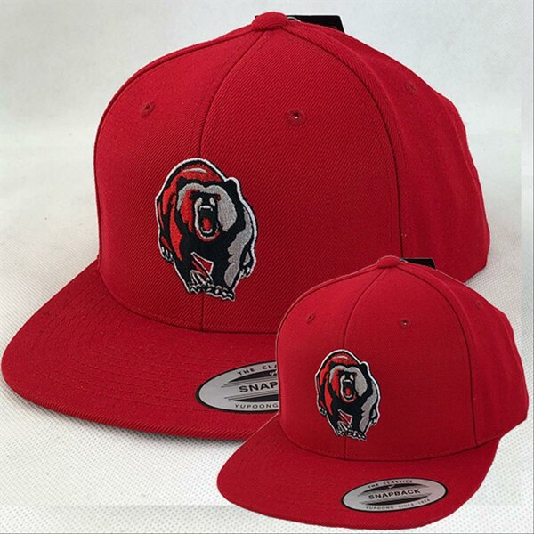 Caps, stylish, bestickt