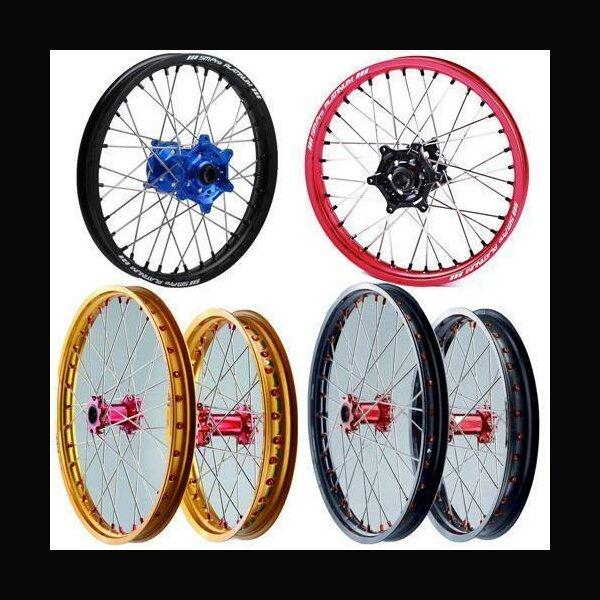Räder  Radsätze Kawasaki
