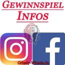 Teilnahmebedingungen Facebook Instagram Kalender Gewinnspiel