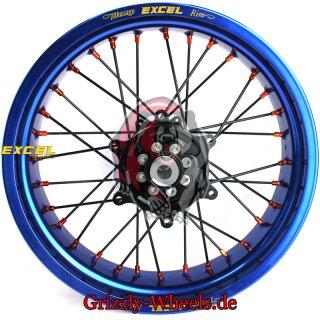 Gutachten für KTM Supermoto Räder mit Excel Felgen