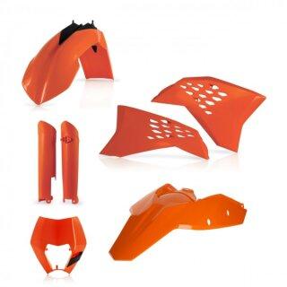 Acerbis Full Kit KTM EXC 08-11 Orange