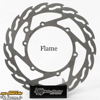 Rear Flame Factory 4,4 mm