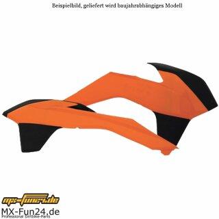 Orange+Schwarz